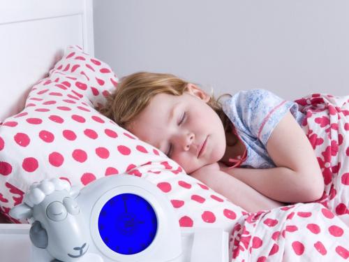 """國際研究顯示 : 睡眠好友 """"SAM羊鐘"""" 能夠幫助及改善孩子與父母每日睡眠的時間及質量"""