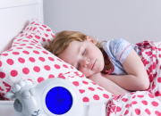 Sleeptrainer Sam gives children and parents 45 minutes more sleep!