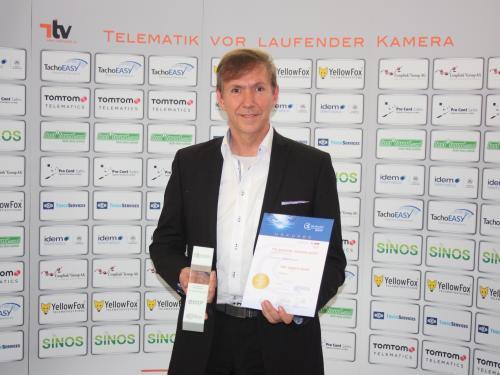 TeleArzt mit Telematik-Award 2017 ausgezeichnet