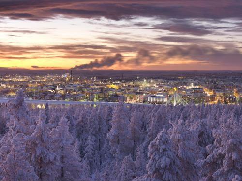 The Arctic Connect project to power business in Northern Finland