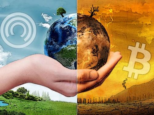 Bitcoin ≠ Umweltfreundlichkeit – Eine Rechnung die langfristig nicht aufgehen kann! Lösung = Proof-of-Stake