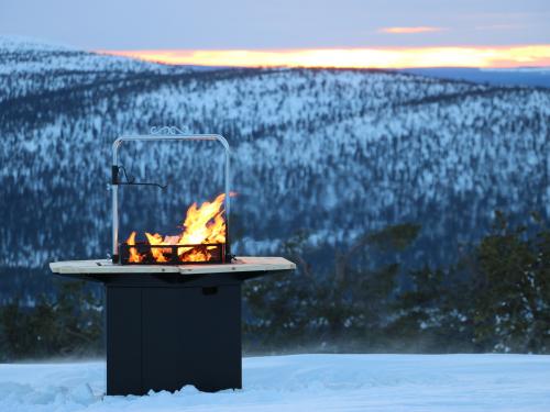 Robuste Polar Grilli Grills und MyPizza Öfen aus Lappland: ein neuer finnischer Online Shop geöffnet!