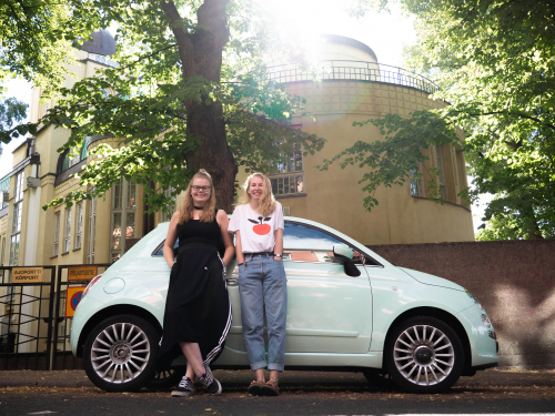 Now you have a chance to own a piece of the Finnish 'Airbnb for cars', Blox Car
