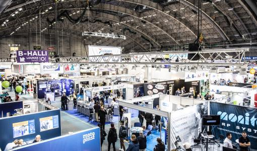 Subcontracting fair: the number-one industrial fair grew in popularity in Finland
