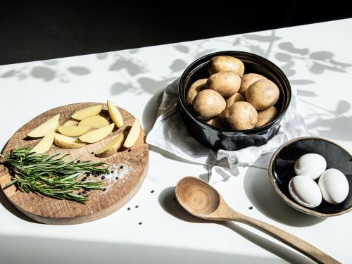 Die finnische Frex-Kartoffel bezaubert Profiköche und Verbraucher