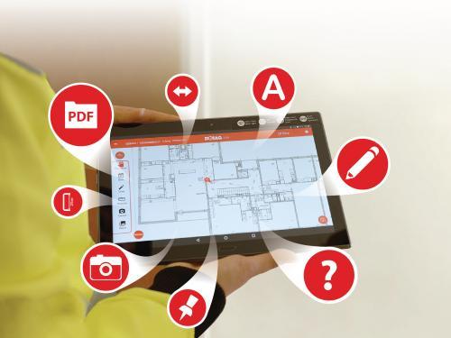 Die digitale Innovation im Bauwesen macht Papier und Stift überflüssig
