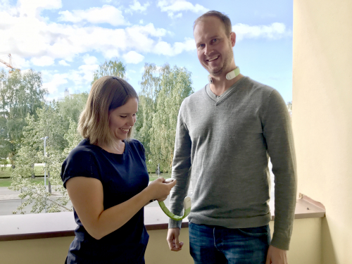 Finnish startup Nukute Ltd. receives medical device CE marking after raising five million euros of equity capital for the R&D of its sleep disorder innovation - now begins entry to the European market