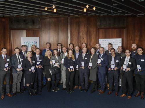 European Business Awards: Liana Technologies nationaler Gewinner