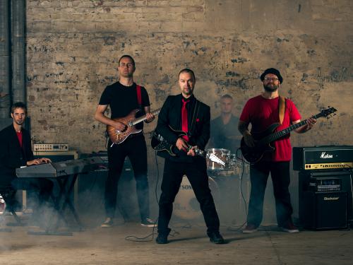 H.A.B -Henri Aalto Band hat das Musikvideo für Ihren Song I Wanna play veröffentlicht. Es handelt sich um das erste Video der ArtRock Band aus Finnland.
